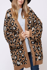Fantastic Fawn Layla Cardigan Plus - Product Mini Image