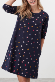 Joules Layla Print A-Line Dress - Product Mini Image