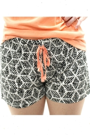 The Royal Standard Layla Sleep Shorts - Front cropped