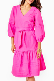 Lilly Pulitzer  Laylee Dress - Front cropped