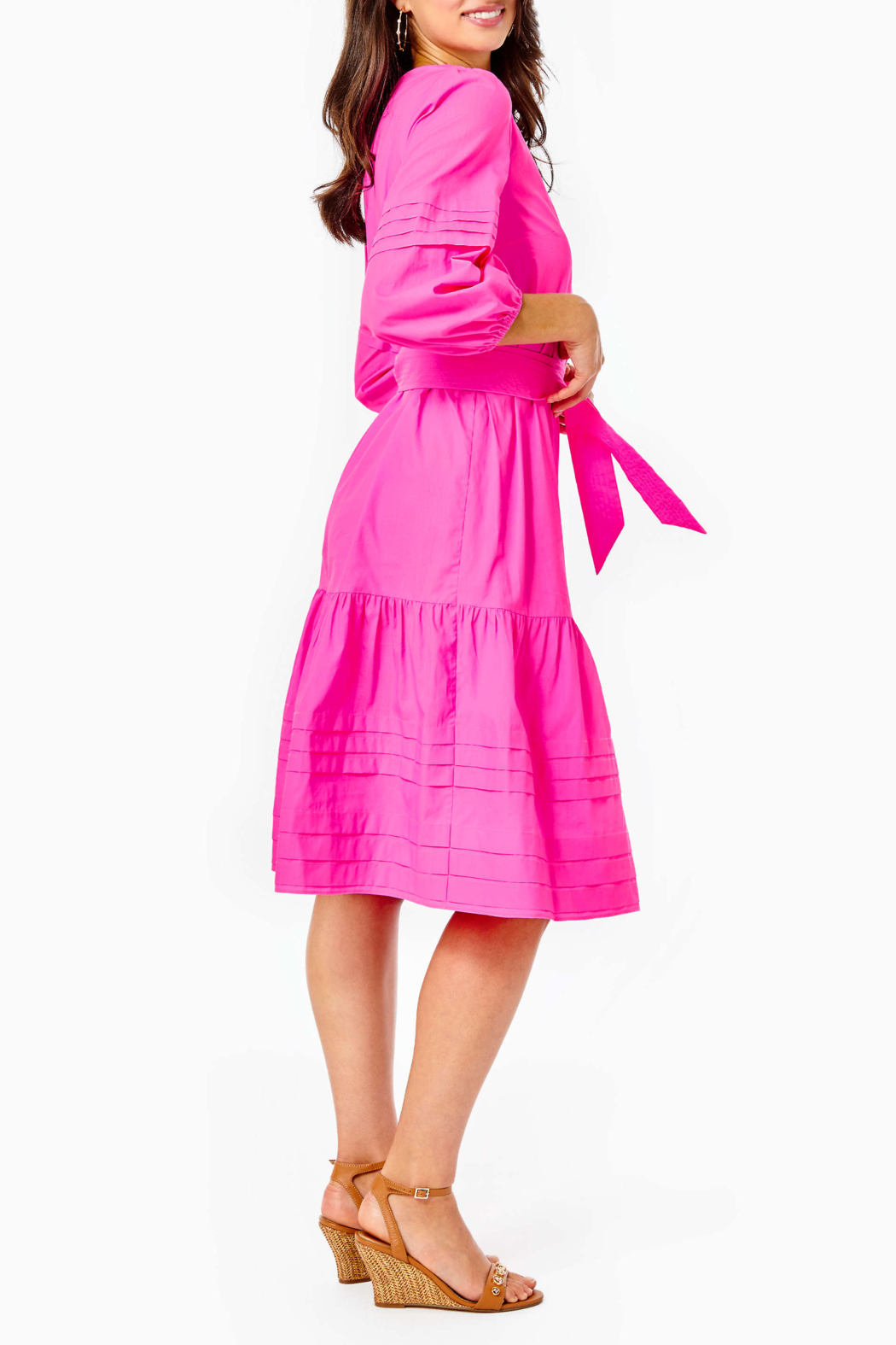 Lilly Pulitzer  Laylee Dress - Side Cropped Image