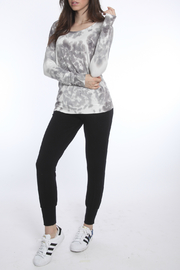 River + Sky  Lazy Day Softest Tie Dye Pullover - Product Mini Image