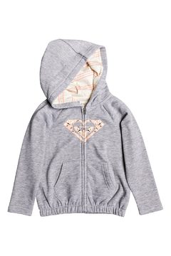 Roxy Lazy Love Zip Up Hoodie - Product List Image