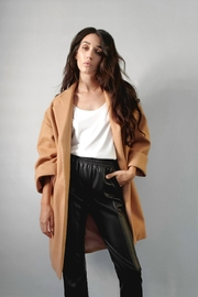 LBLC the Label  Cari Oversized Jacket - Front cropped