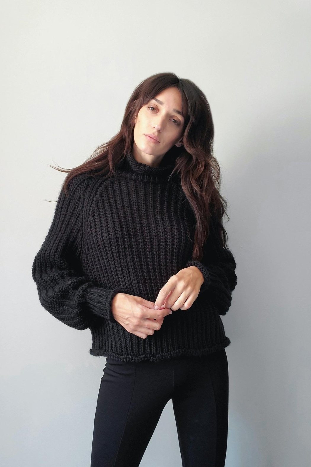 LBLC the Label  Jules Sweater - Front Full Image