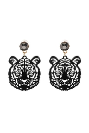 Madison Avenue Accessories Le Black Tiger - Product Mini Image