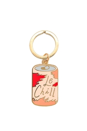 Everyday Olive Le Chill Keychain - Product Mini Image
