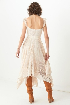 Spell & the Gypsy Collective Le Guaze Lace Kerchief Dress - Alternate List Image