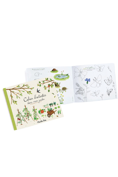 Magic Forest Le Jardin Activity booklet - Product List Image