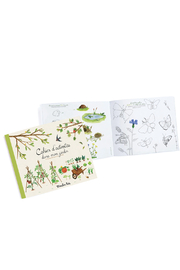 Magic Forest Le Jardin Activity booklet - Product Mini Image