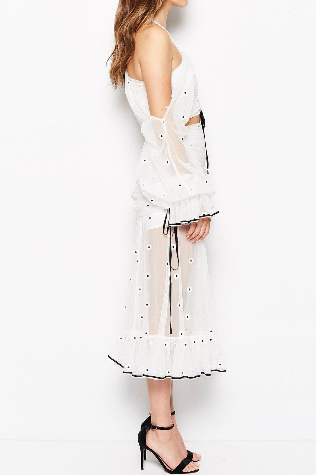 Alice McCall  Le Lady Skirt - Back Cropped Image