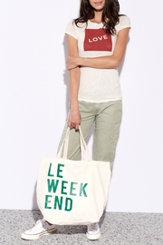 Sundry Le Weekend Tote - Product Mini Image