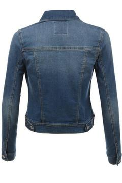 Le3no Short Jean Jacket - Alternate List Image
