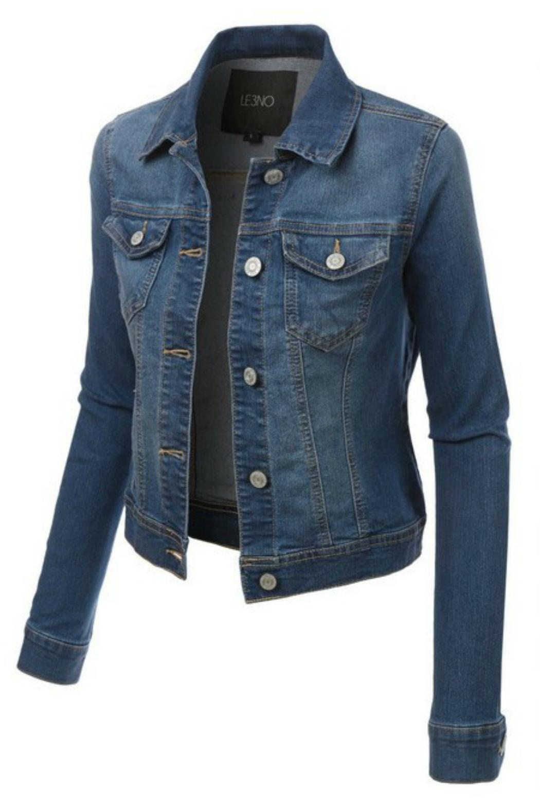 Step-up your style with JCPenney's variety of women's denim jackets! The classic jean jacket has been a wardrobe staple for decades, and you're going to want to have a few of them. Shop online now to find one in a dark wash, light wash, or with embellishments to add extra style.