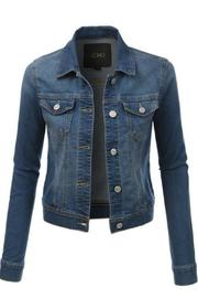 Shoptiques Product: Short Jean Jacket