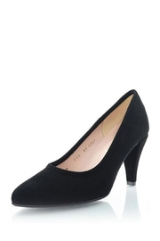 Le Babe  Suede Pointed-Toe Pump - Product Mini Image