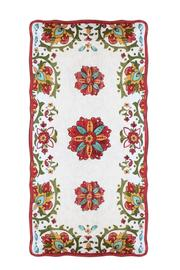 Le Cadeaux Small Melamine Tray - Front cropped