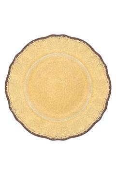 Shoptiques Product: Dinner Plates Mustard