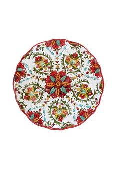 Le Cadeaux Melamine Salad Plates - Alternate List Image
