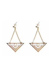 Le Corner des Créatures Wagner Earrings - Product Mini Image