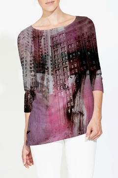 Shoptiques Product: New York Art Top