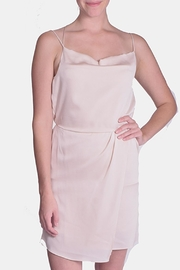 Le Lis Alluring Slip Dress - Front cropped