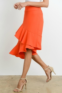 1f5863e6bf ... Le Lis Asymmetrical Layered Skirt - Product List Placeholder Image