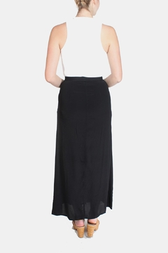 Le Lis Black Maxi Skirt - Alternate List Image
