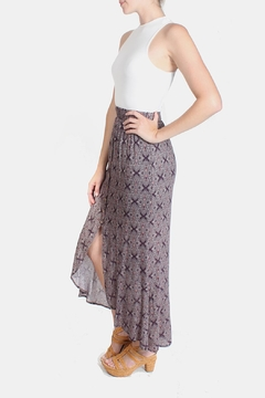 Le Lis Bohemian Maxi Skirt - Alternate List Image
