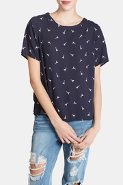 Le Lis Eiffel Tower Blouse - Front full body
