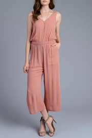Le Lis Cropped Jumpsuit - Front full body