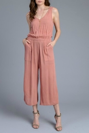 Le Lis Cropped Jumpsuit - Front cropped
