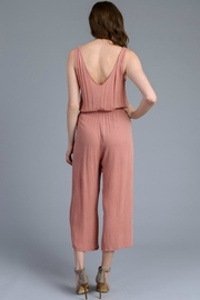 Le Lis Cropped Jumpsuit - Side cropped