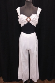 Le Lis Cropped Pant Set - Product Mini Image