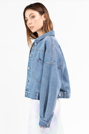 Le Lis Denim Jacket - Side cropped