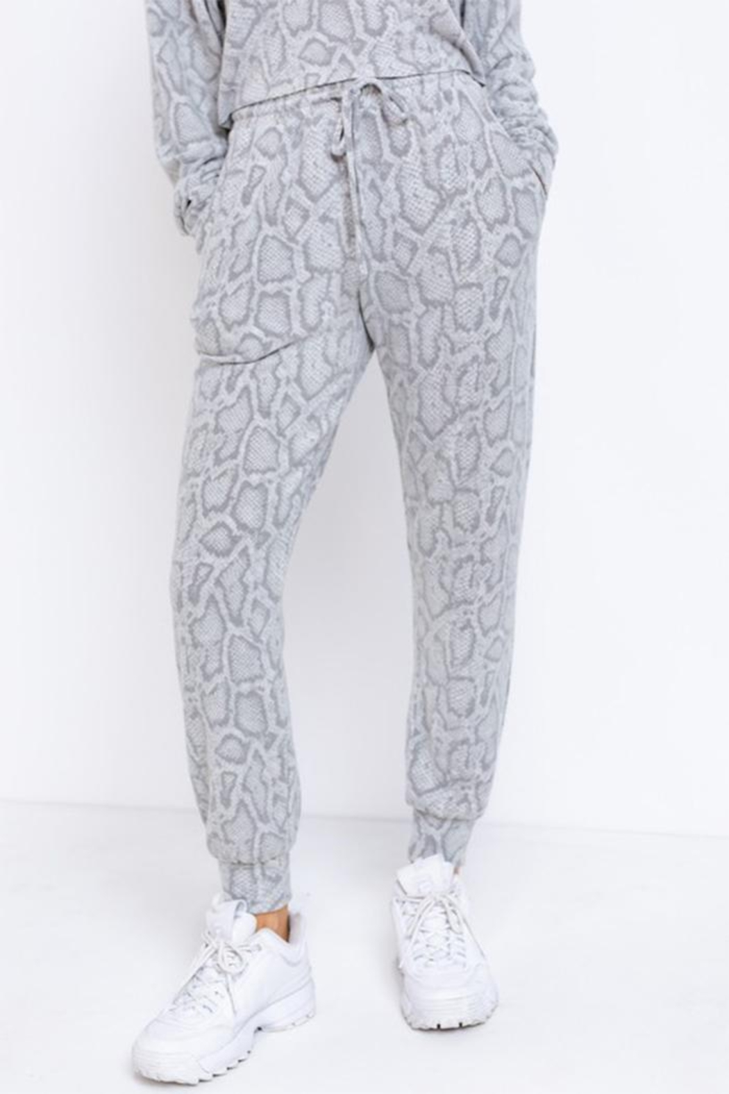 Le Lis Drawstring Lounge Pants - Main Image