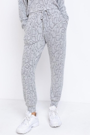 Le Lis Drawstring Lounge Pants - Front cropped