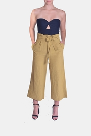 Le Lis Dreamers Tie-Waist Pants - Product Mini Image