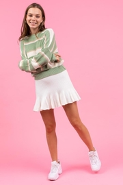 Le Lis Feelin It Sweater - Front cropped