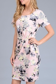 Le Lis Floral Nalia Dress - Product Mini Image