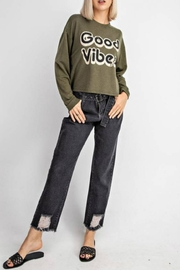 Le Lis Good Vibes Top - Side cropped