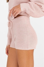 Le Lis Maisie Sweater Shorts - Side cropped