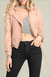 Le Lis Mauve Jacket - Product Mini Image