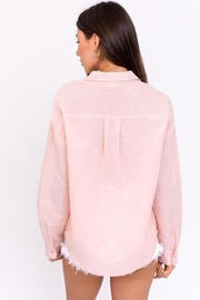 Le Lis Oversized Shirt Top - Other