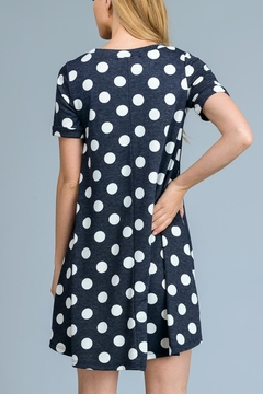 Le Lis Polka Dot Dress - Alternate List Image