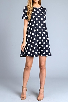 Le Lis Polka Dot Dress - Product List Image
