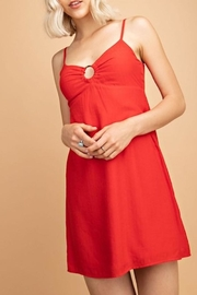 Le Lis Ring Front Dress - Product Mini Image