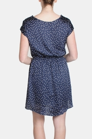 Le Lis Satin Polka Dot Dress - Other
