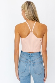 Le Lis Side-Detailed Cropped Top - Side cropped