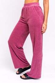 Le Lis Terry Wide Leg Pants - Other